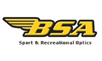BSA Optics Scopes Logo