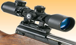 Barska SKS Scope Review